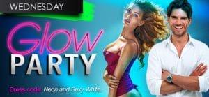 Desire Riviera Maya Resort Glow Party