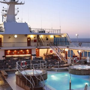 Desire Venice Cruise