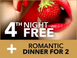 Desire Riviera Maya Resort   4th Night Free + Romantic Dinner for two