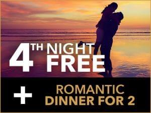 Desire Riviera Maya Pearl Resort   4th Night Free plus romantic dinner for two