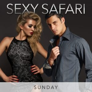 Desire Rivera Maya Resort | Sexy Safari