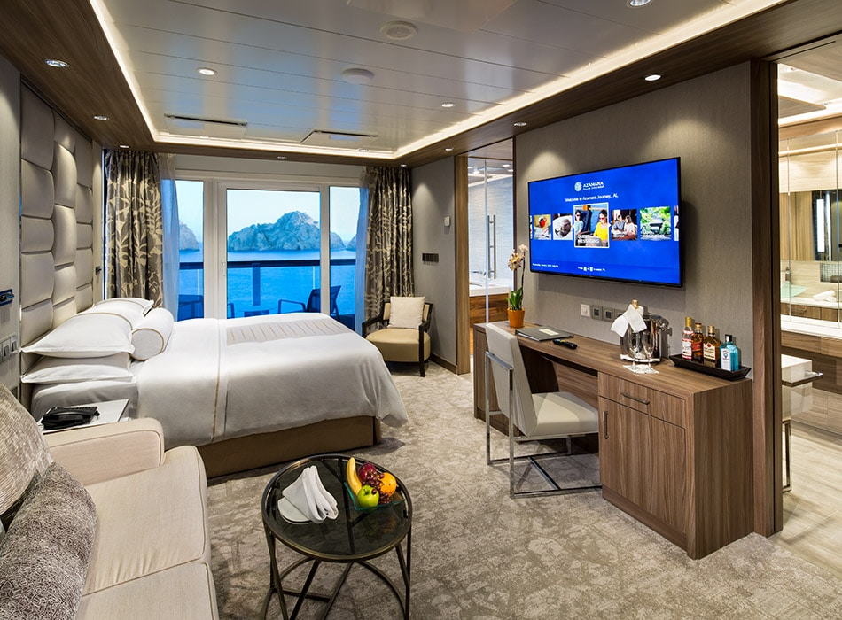 Desire Cruises | Spa Suite