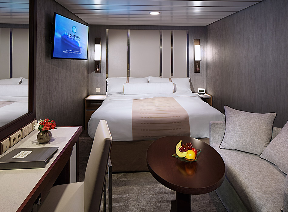 Desire Cruises | Interior Bedroom