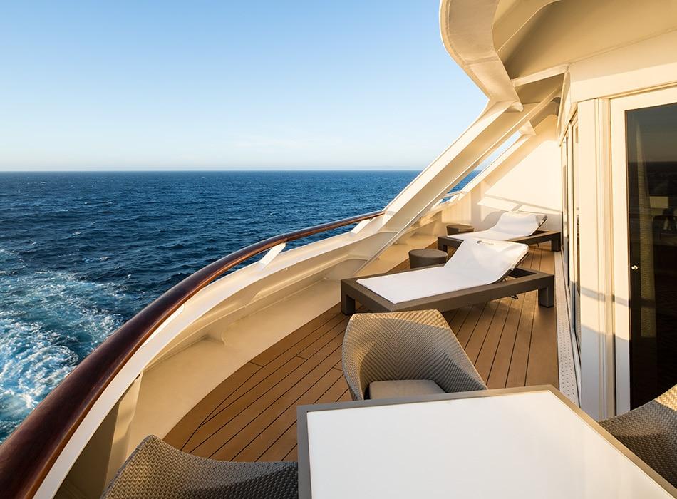 Desire Cruises | Balcony