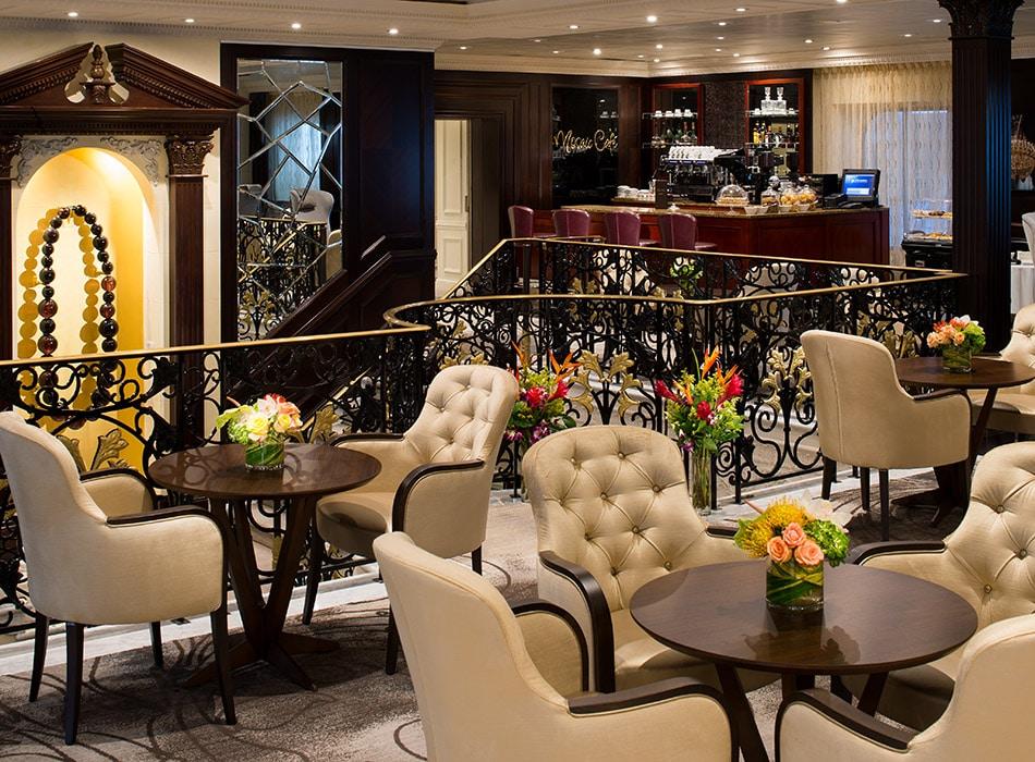 Desire Cruises | Moisac Cafe