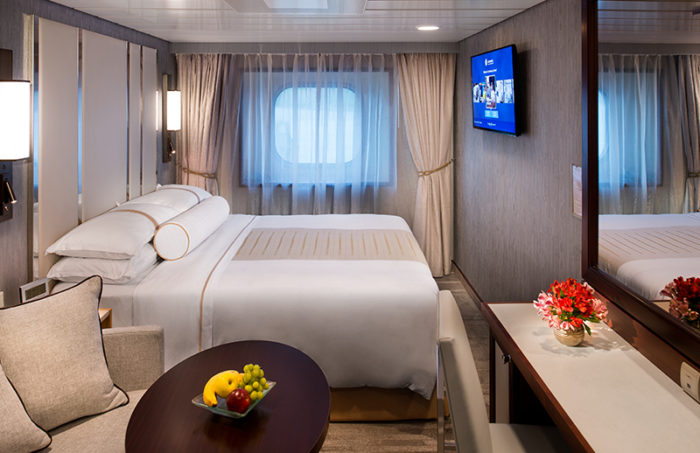 Desire Cruise | Club Oceanview Stateroom