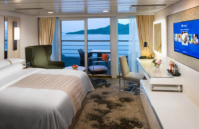 Desire Cruise | Club Continent Suites