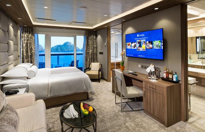 Desire Cruise | Club Spa Suite