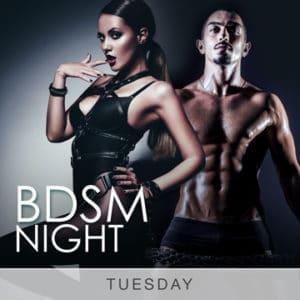 Desire Riviera Maya Pearl Resort BDSM Night