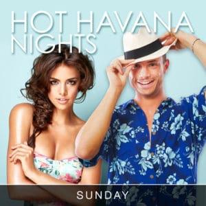 Desire Riviera Maya Pearl Resort Hot Havana Night
