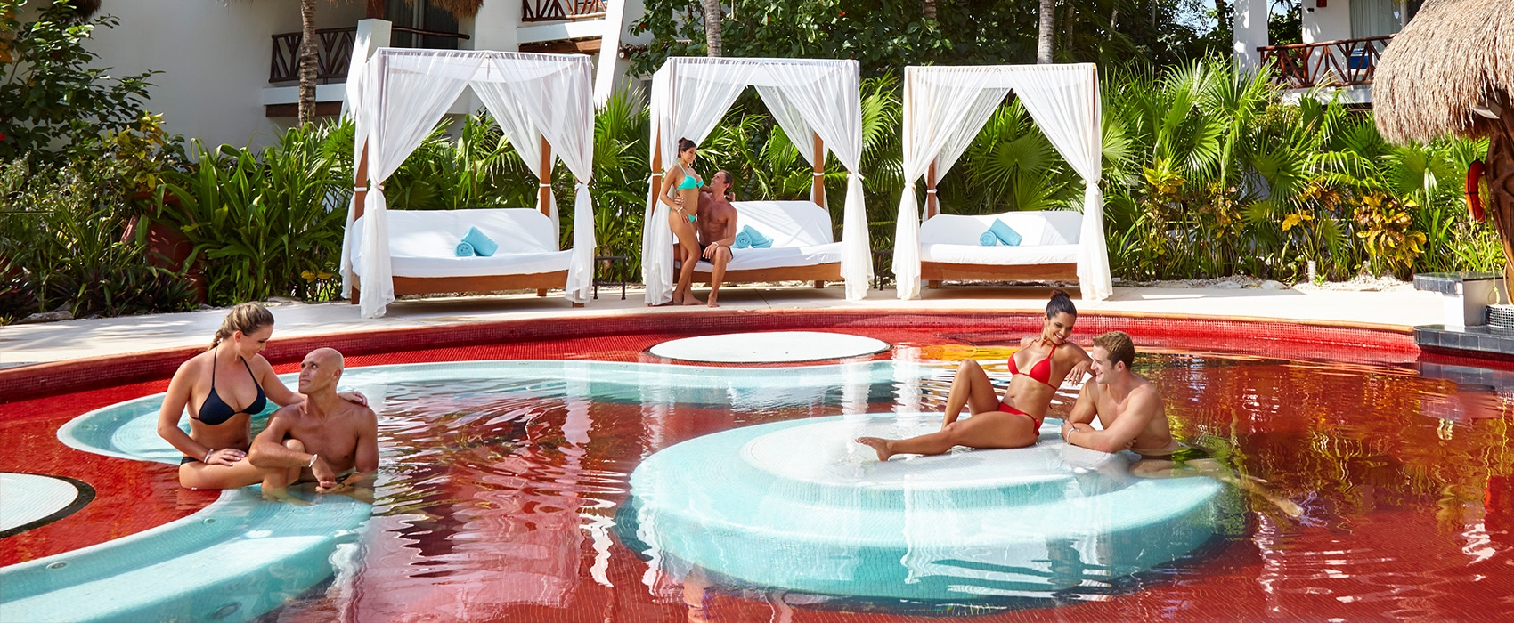 Desire Riviera Maya Pearl Resort | Riviera Maya all Inclusive