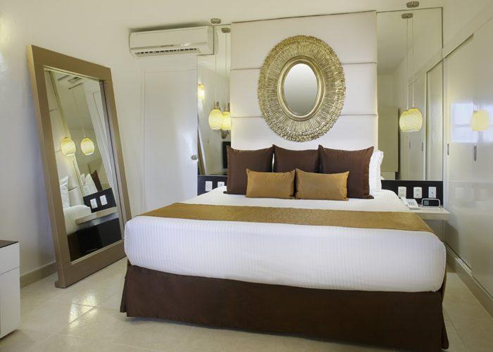 Desire Riviera Maya Resort | De lujo vista al jardín
