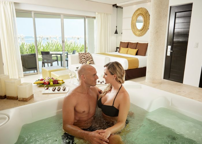 Desire Riviera Maya Resort | Passion Suites frente al mar