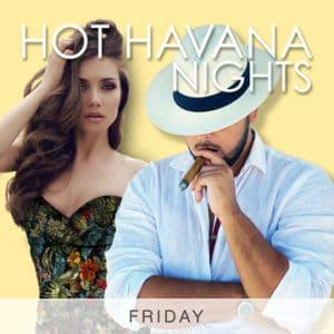 Desire Riviera Maya Resorts Hot Havana Nights