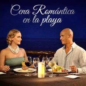 Desire Riviera Maya Resort   Cena Romántica en la Playa