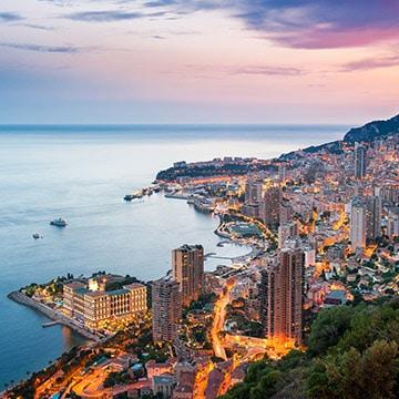 Desire Barcelona - Rome Cruise | Monte Carlo, Monaco
