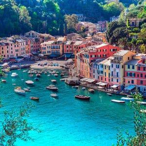 Desire Barcelona - Rome Cruise | Portofino, Italy