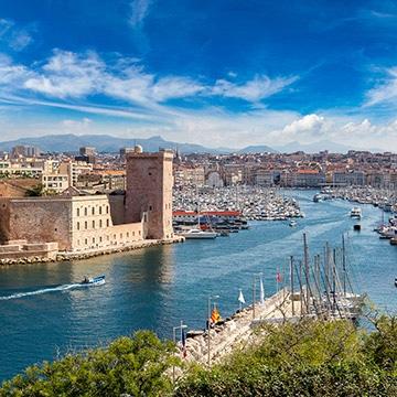Desire Barcelona - Rome Cruise | Provence (Marseilles), France