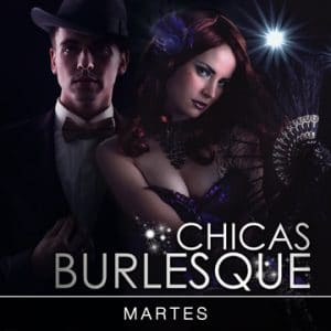 Desire Riviera Maya Resort   Chicas Burlesque