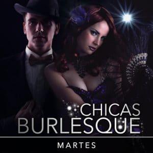 Desire Riviera Maya Resort | Chicas Burlesque