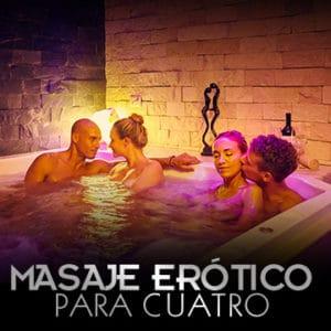 Desire Riviera Maya Resort   Masaje Erótico para Cuatro