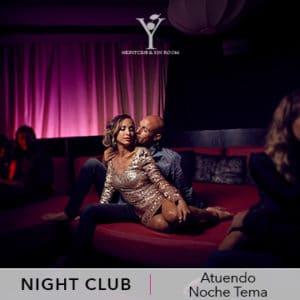 Desire Riviera Maya Resort | Y Night Club