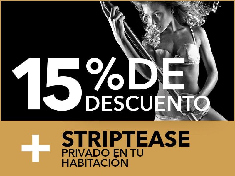 Desire Riviera Maya Pearl Resort | 15% descuento + Striptease