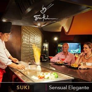 Desire Riviera Maya Resort | Restaurant Suki