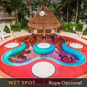 Desire Riviera Maya Pearl Resort | Wet Spot
