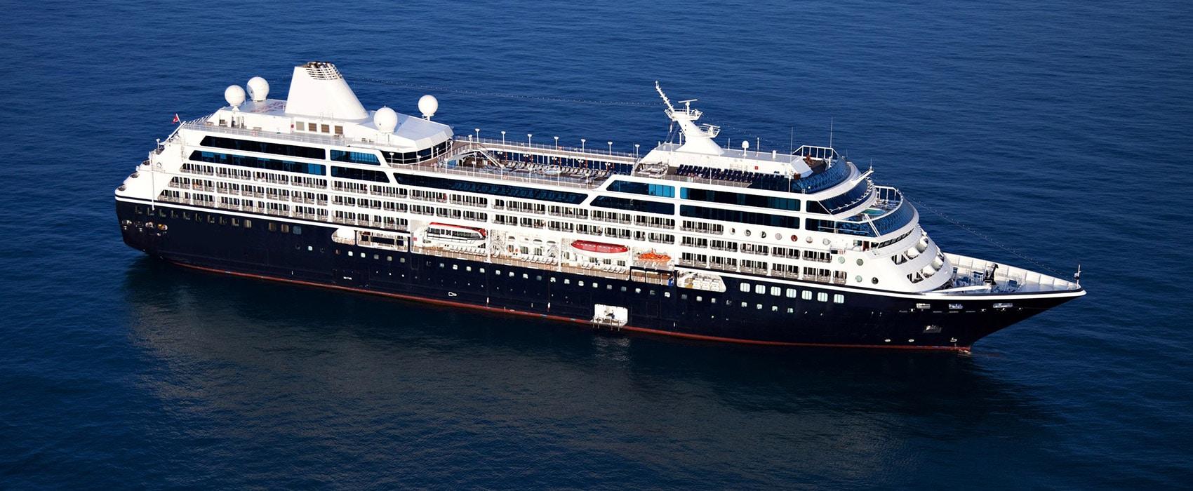 Desire Barcelona-Rome Cruise