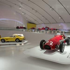 Desire Venice Cruise   Ferrari Museum Shore Excursion