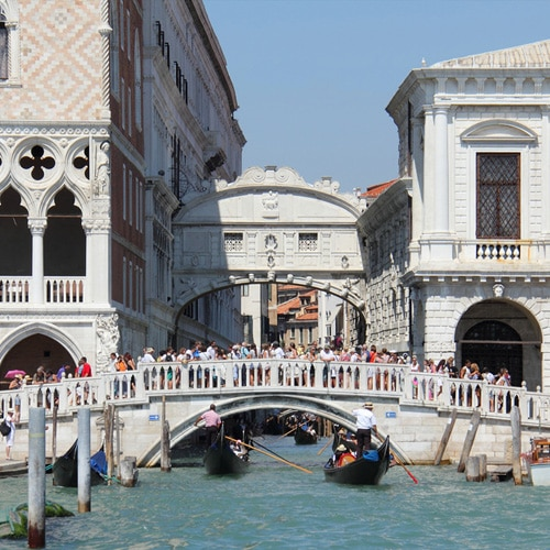 Desire Venice Cruise | Murano Glassworks, San Giorgio and Gondola Romance Shore Excursion