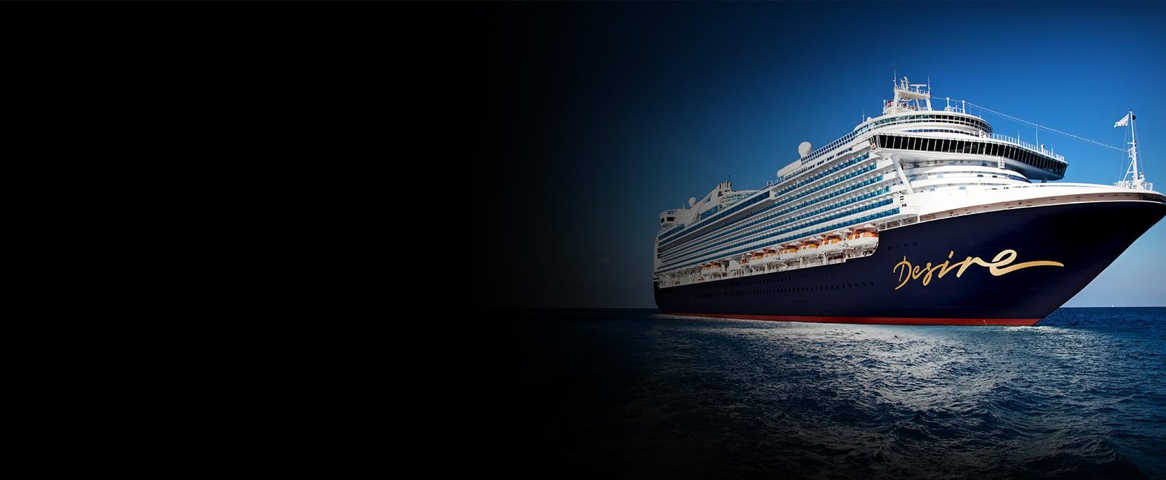 Desire Venice Cruise   Save Up to $2,500 USD per couple per cabin