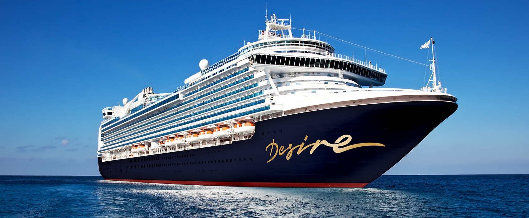 Desire Barcelona Rome Cruise