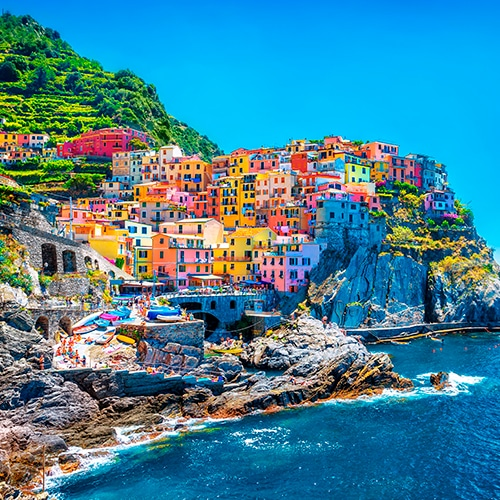 Desire Barcelona-Rome Cruise   Cinque Terre