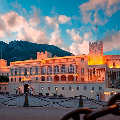 Desire Barcelona-Rome Cruise   A Visit of Old Monaco