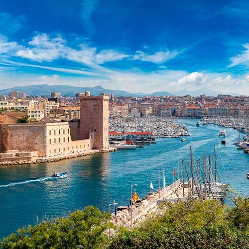 Desire Barcelona-Rome Cruise   Marseille City Tour