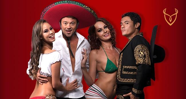 Desire Riviera Maya Resort | Vive la Fiesta Special Event