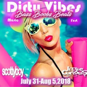 Desire Riviera Maya Pearl Resort | Dirty Vibes Music Fest