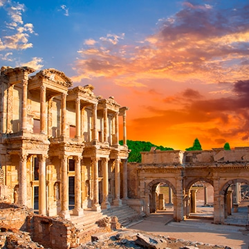 Desire Greek Islands Cruises | Ephesus