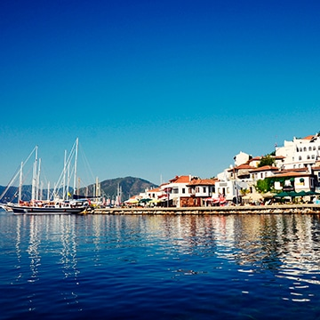Desire Greek Islands Cruise | Marmaris, Turkey