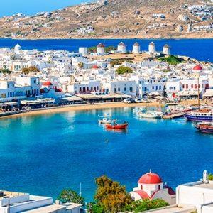 Desire Greek Islands Cruise   Mykonos, Greece