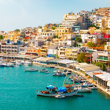 Desire Greek Islands Cruise | Athens (Piraeus)
