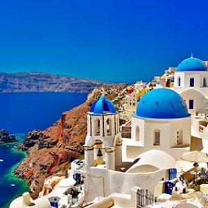 Desire Greek Islands Cruise | Santorini, Greece