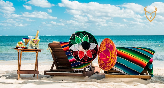 Desire Riviera Maya Resort | Mexican Independence Day Party