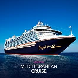 Desire Mediterranean Cruise
