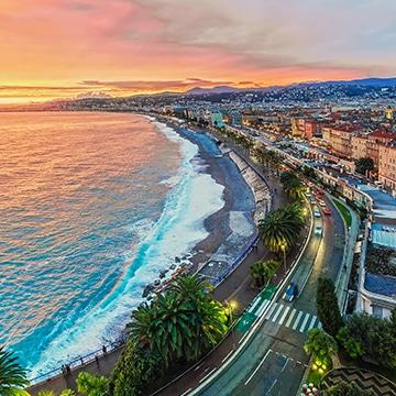 Desire Mediterranean Cruise | Nice, France