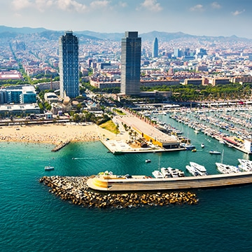 Desire Red Carpet Cruise   Barcelona
