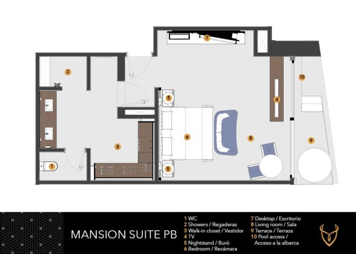 Mansion Suite PB | Desire Mansion