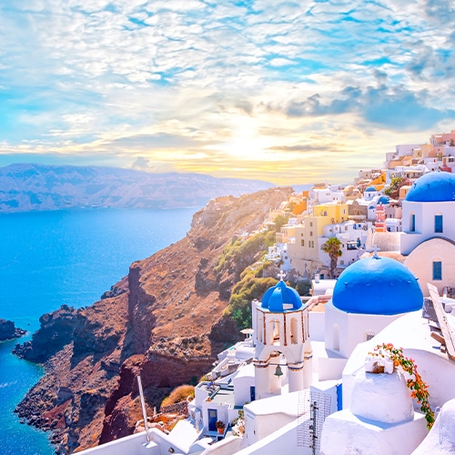 Santorini | Desire Greek Islands cruise 2022
